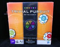 Trivial Pursuit ,bet You Know It Entertain Your Inner Genius 2009 ,hasbro Sealed