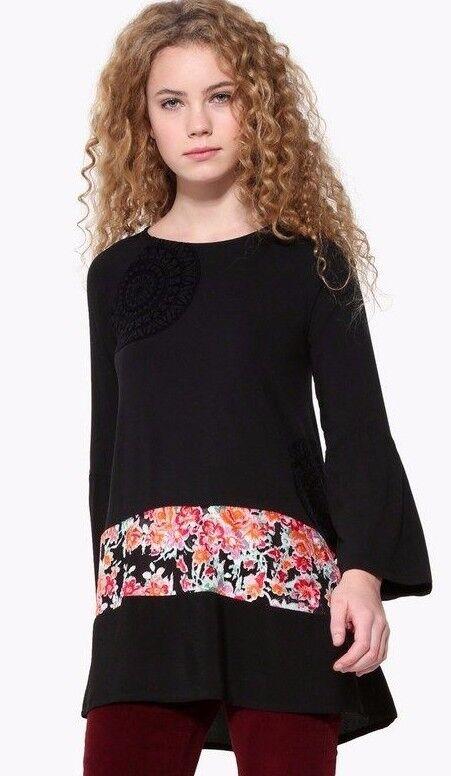 Desigual Audrey Damen Shirt Tunika