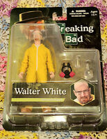 Breaking Bad Walter Yellow Hazmat Suit Action Figure -