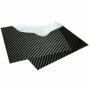 Brand New Carbon Fiber Fiber plate panel sheet 700 x 700 thickness 4mm Plate
