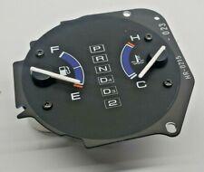96 00 Civic Instrument Gauge Cluster Auto Fuel Gas Gauge Meter Water Temperature