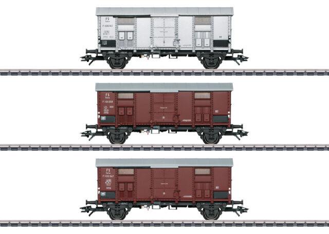 Märklin H0 - 47870 Spitzdachwagen-Set - Neu & OVP
