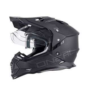 O Neal Sierra 2 Motocross Helmet Matt Black Off Road Dual Sport Motorcycle - harrow, Middlesex, United Kingdom - Returns accepted Most purchases from business sellers are protected by the Consumer Contract Regulations 2013 which give you the right to cancel the purchase within 14 days after the day you receive the item. Find out m - harrow, Middlesex, United Kingdom