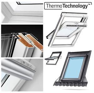 VELUX-Dachfenster-114x140-SK08-Kunststoff-3fach-Verglasung-EDZ-ENERGIE-sparende