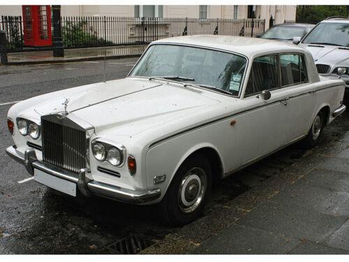 Rolls Royce Silver Shadow I /& Ii tamaño medio cubierta del coche