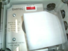 BARTEC 1100 153 TEMPERATURE CONTROLLER -10 TO 90C 240 VAC 16 AMP NEW BOXED