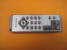PANASONIC N2QAEC000019 VIDEO CAMERA REMOTE CONTROL