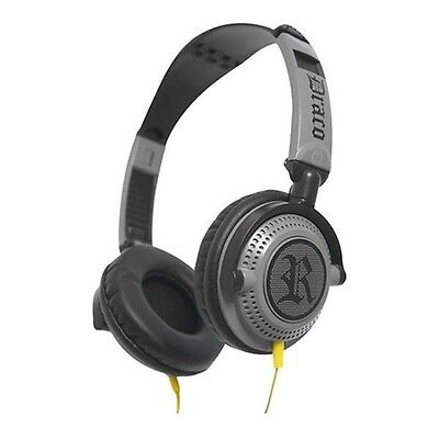 Audio Fischer Draco Headphones Multifunction Remote and Mic Grey (FADRACOG)
