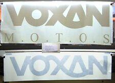 Voxan pegatinas set-enorme-y absolutamente rara vez rar!!
