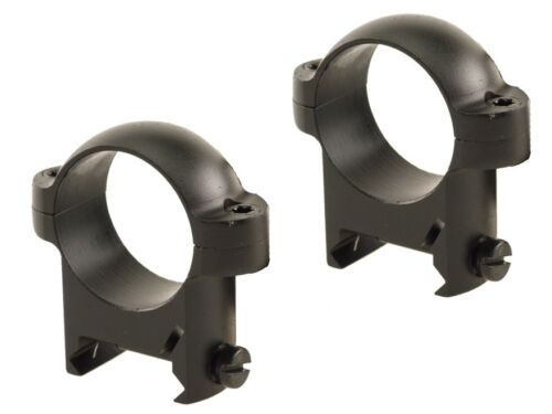 New Burris Zee Ring 30mm Zee Rings Weaver High Matte 420077