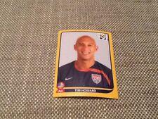 #203 Tim Howard USA Panini World Cup 2010 GOLD SWISS EDITION sticker Everton