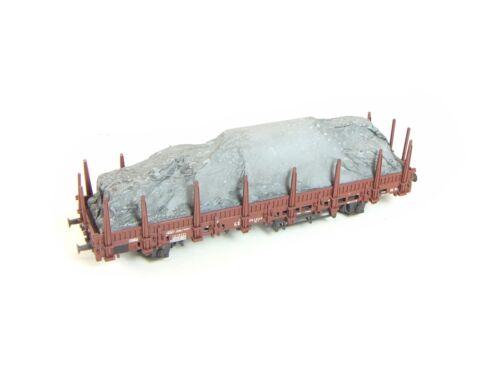 H0 Ladegut Maschine unter Plane 1 für Rungenwagen von Märklin* Trix*
