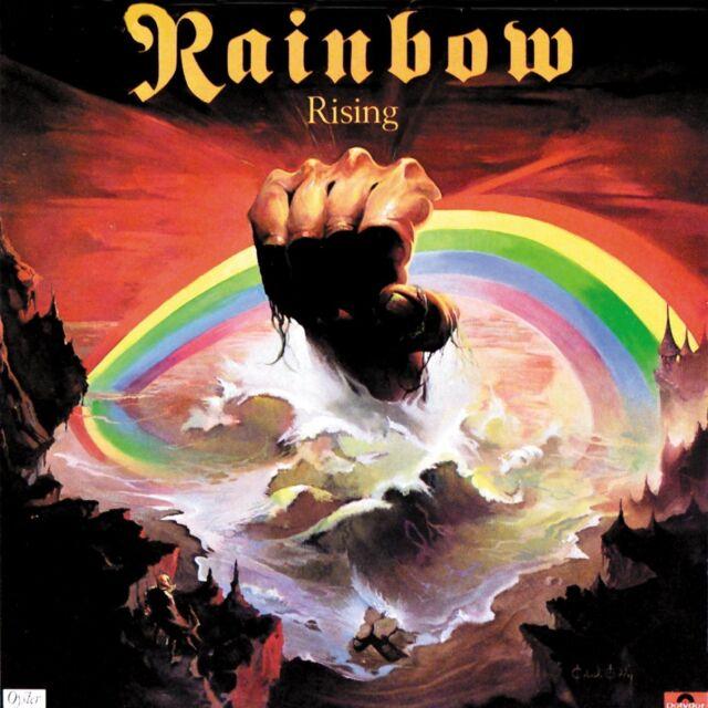 Rainbow Rising Remastered CD NEW