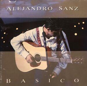 ALEJANDRO-SANZ-CD-BASICO-MI-PRIMERA-CANCION-PISANDO-FUERTE-SI-TU-ME-MIRAS-LA-LUZ