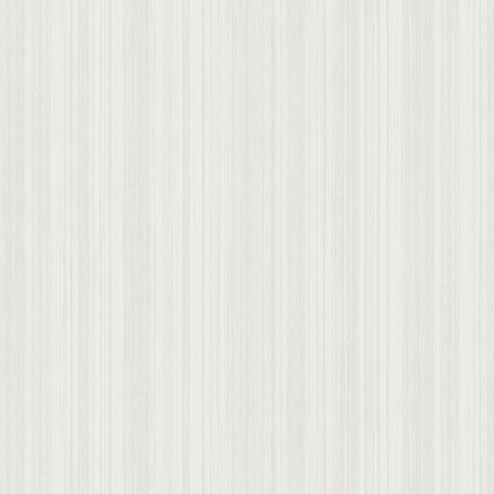 Essener Tapete G45185 Steampunk Streifen fein grauweiß Vliestapete Vlies