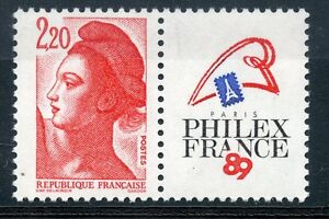 STAMP-TIMBRE-FRANCE-NEUF-N-2461-PHILEXFRANCE-89