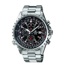 Brand New Casio Edifice Men's Watch EF527D-1AV Stainless Steel Bracelet
