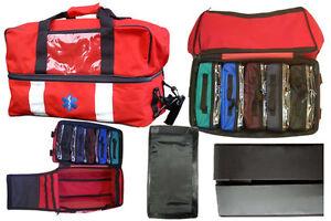 Image Is Loading Paramedic Bag First Aid Ambulance Emt Eca Responder