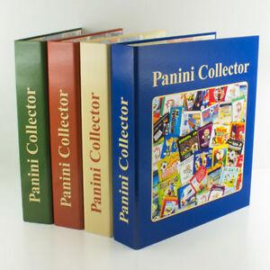 Panini-Collector-und-Sammelhullen-fur-Sticker-Tuten-Bags-Bustine-Pochette