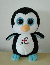 Peluche Pinguino Hope For japan 15 cm originale ty plush soft toys idea regalo