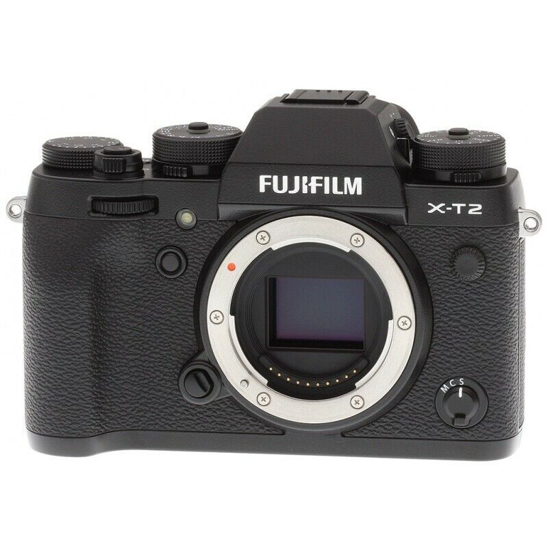 Fujifilm XT-2 Camera Body Only Black (Trade ins Welcome - 021 945 1606)