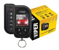 Viper Car Remote Start & Alarm 1 Mile Range Color Oled 2-way Remote 5906v