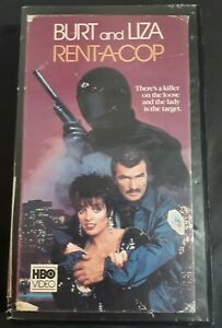 Rent-A-Cop-1987-VHS-Ex-Rental-Tapes-Clamshell-1st-Issue-Release-USA-HBO-Cover
