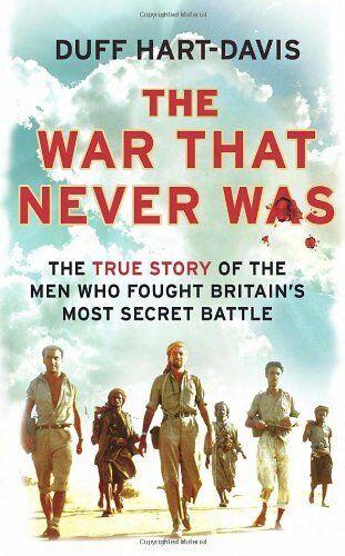 The War That Never Was,Duff Hart-Davis