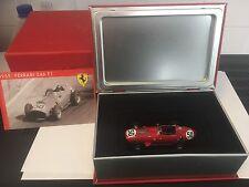 IXO La Storia 1959 Ferrari Dino 246 F1  #50 Monaco GP 1/43 Mint