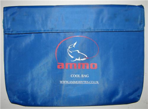 Ammo NEW Sea//Pike//Coarse Fishing Bait Cool Bag//Coolbag