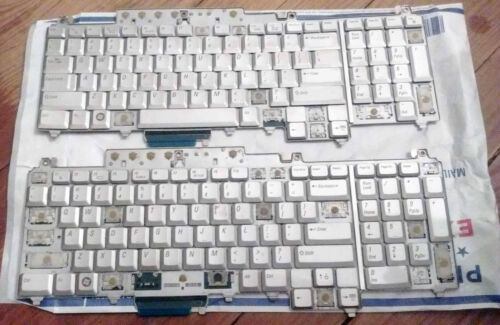 Dell Inspiron XPS M1730 Keyboard Replacement Keys PM318 M1720 1720 1721