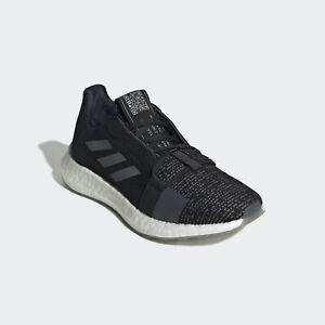adidas AU Women Core Black Senseboost Go Shoes