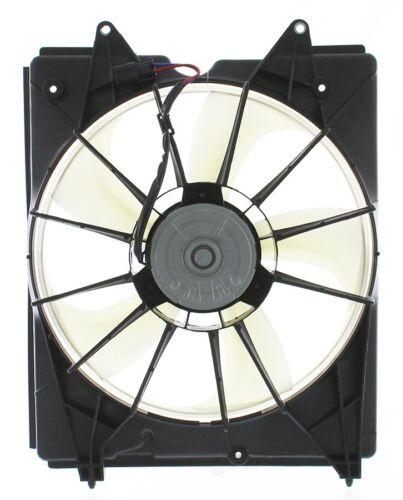 Engine Cooling Fan Assembly OMNIPARTS 16021390 fits 2011 Honda Odyssey 3.5L-V6