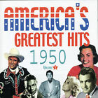 America's Greatest Hits, Vol. 1: 1950 by Various Artists (CD, Mar-2005, Acrobat (USA))