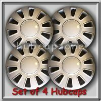 4 2006-2011 17 Ford Crown Victoria Police Silver Hubcaps Crown Vic Wheel Covers