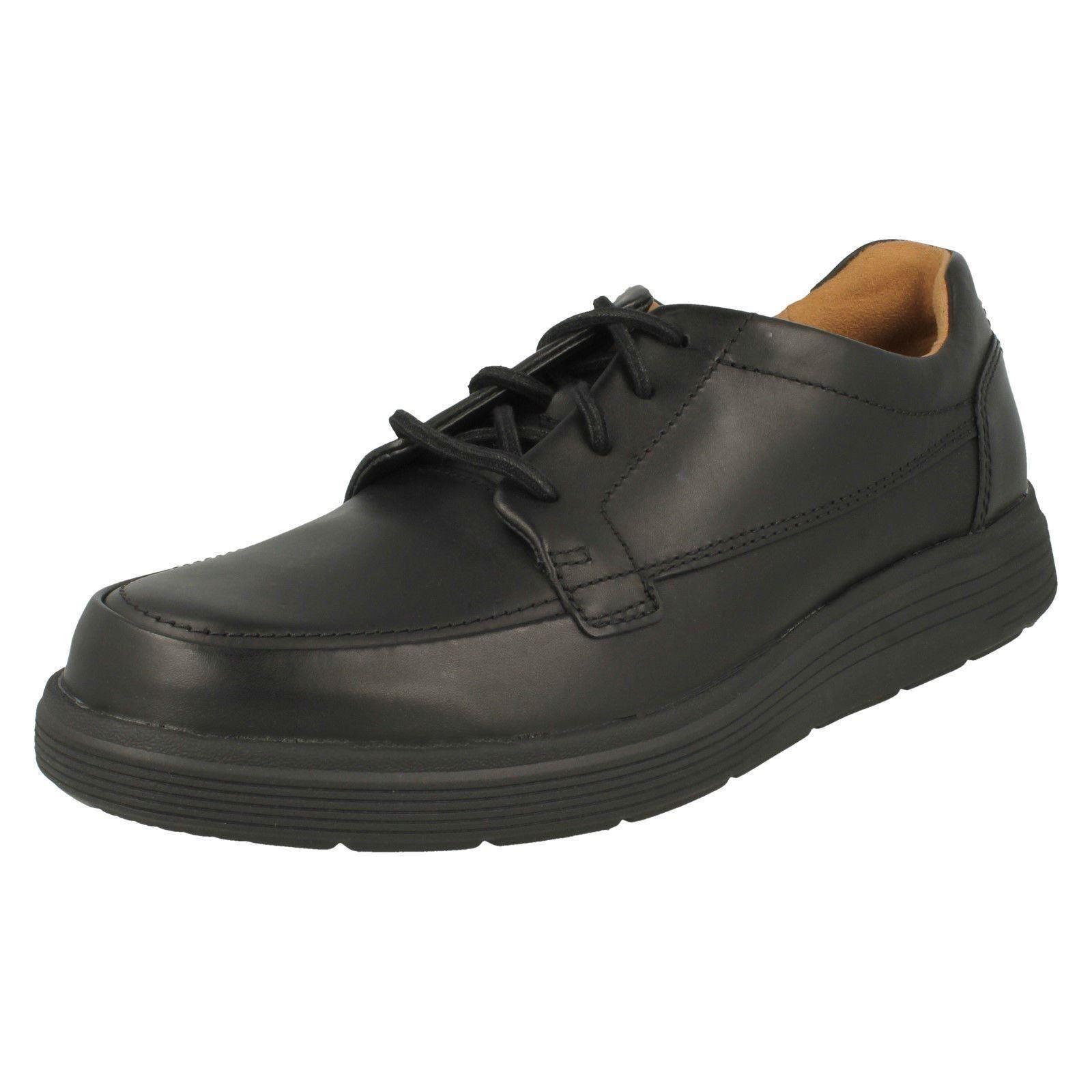Mens Clarks Lace Up Formal shoes 'Un Abode Ease'