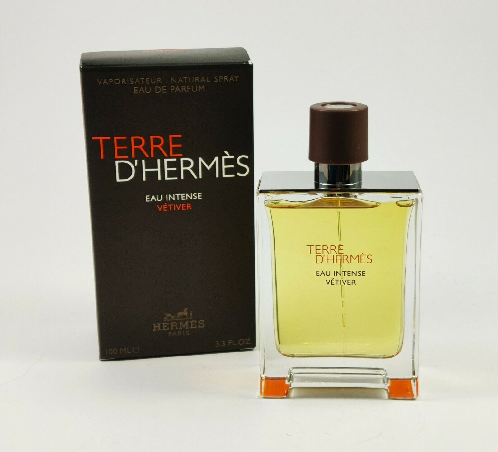Terre D'Hermes Eau Intense Vetiver 100ml Eau De Parfum