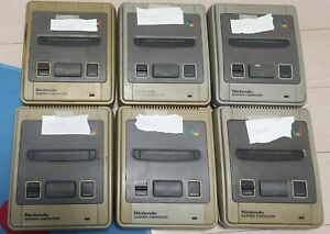 Nintendo Super Famicom Console - Used - Working - As Is - 1 Controller Included