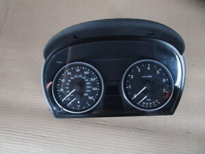 BMW E90 E92 Speedometer Head Instrument Cluster Gauges OEM