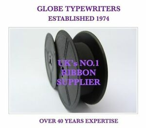 BLACK OR BLACK AND RED SPECIAL TYPEWRITER RIBBON OLYMPIA OLYMPIETTE