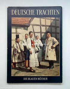 Tolles-Buch-DEUTSCHE-TRACHTEN-um-1958