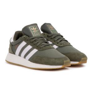 Details zu adidas Originals I 5923 Runner Sneaker Herren Freizeitschuhe grün CQ2492