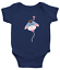 Infant-Baby-Boy-Girl-Rib-Bodysuit-Clothes-shower-Gift-Cute-Eeyore-Balloon-Love thumbnail 5