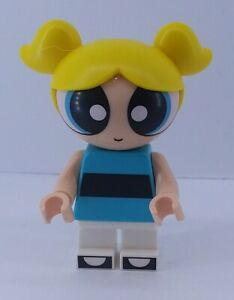 New 2017 Lego PowerPuff Girls 71346 Minifigures Bubbles Blossom Octi Smartphone
