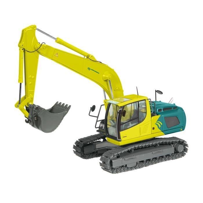 NZG art.68521 Liebherr R 916 Advanced Escavatore dura Vermeer 1 50