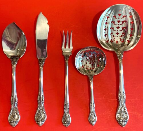 YOUR CHOICE Gorham KING EDWARD Sterling Silver Flatware Silverware EXCELLENT