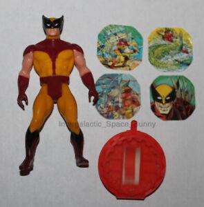 Vintage 1984 Marvel Comics groupe Mattel Secret Wars Wolverine Figure