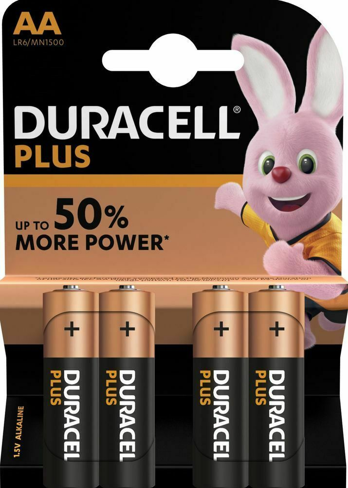 Duracell simply Plus 16