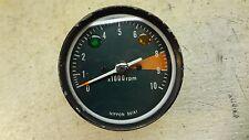 1970 Honda SL350 SL 350 H893' tachometer tach gauge