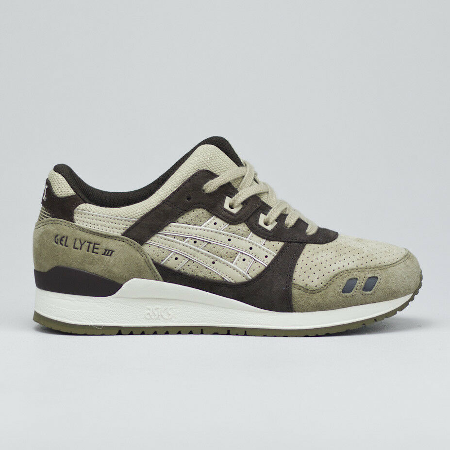 Asics Gel Pack' Lyte III Shoes 'Flavour Pack' Gel – Sand/Sand new in box UK Size 6,7,8 f33919